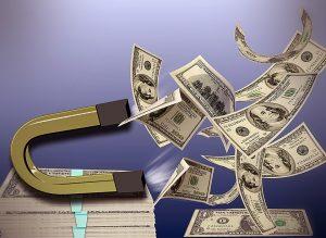 calamita soldi